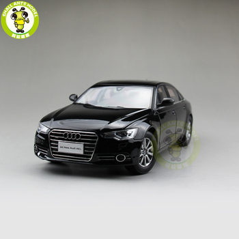 1/18 Audi A6 A6L 2012 Diecast Car Model Toy Gift Collection Black 180sx led ヘッド ライト