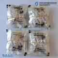 40 Двойной Первоначальной электроды Fujikura FSM-50S/FSM-60S/70 S/80 S Волокна Электрических сварочных электродов стержня Бесплатно доставка 40 Пара