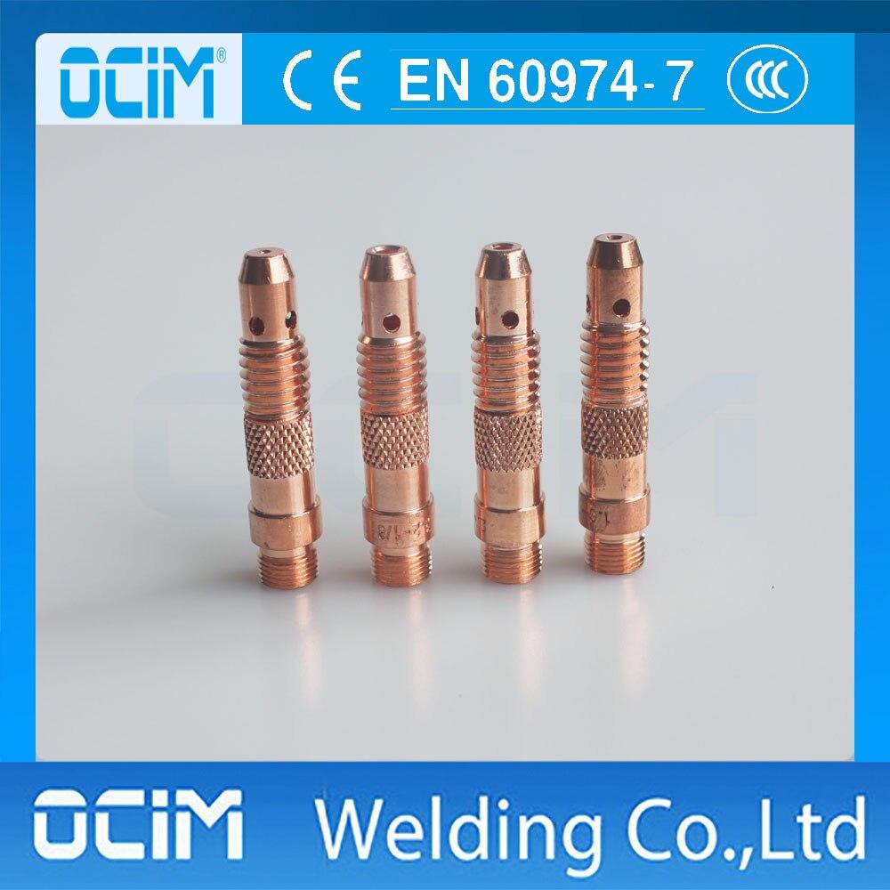 "10 10N31 1//16/"" TIG torch welding collet body 17 18 26"