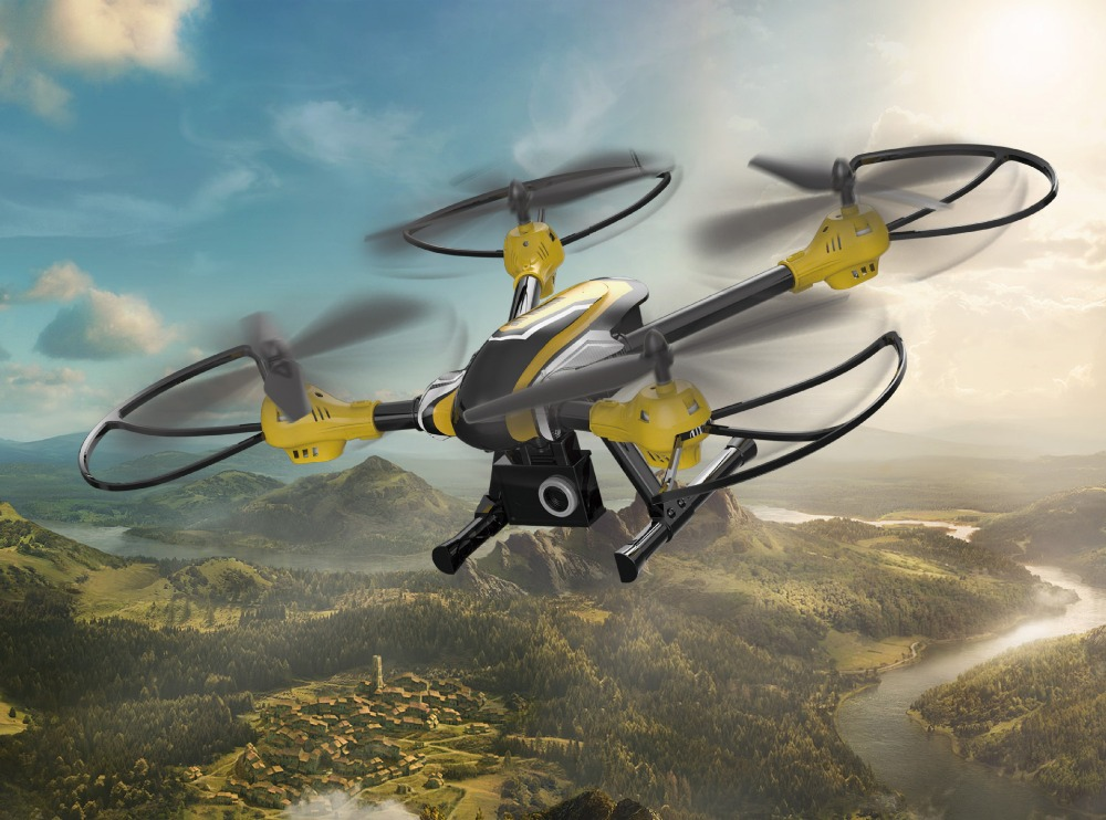 Large rc drone K70 RC Drones 5.8G FPV Real-time 5.0 MP camera  6-Axis Headless rc Quadrocopter rc altitude 300-500M vs X8W U818S new large rc drone k70f rc drones 5 8g fpv real time quadcopter 6 axis headless rc quadrocopter toys rc altitude 300 500m vs x8w