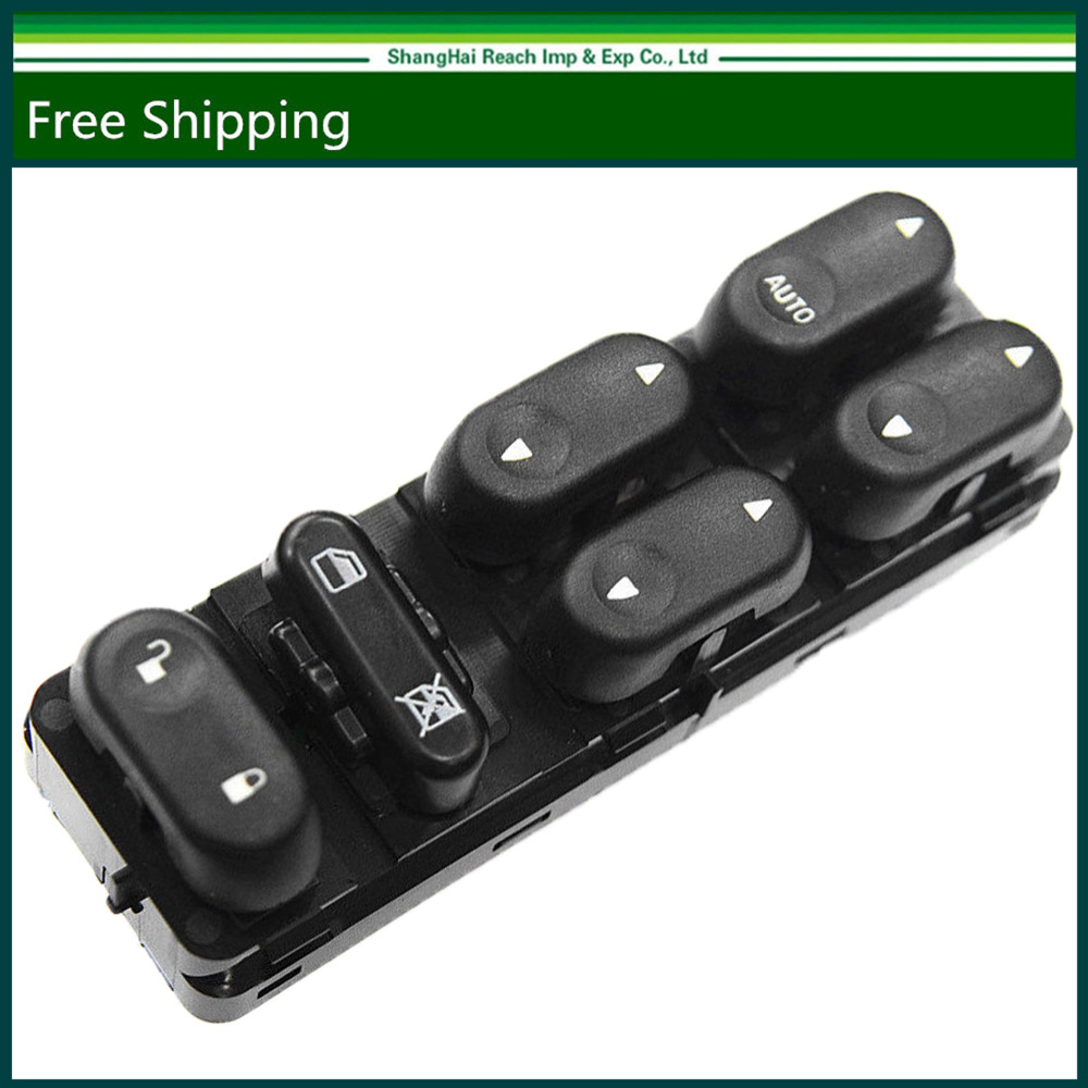 e2c Power Window Master Switch For Ford Escape Marine r/Mazda Tribute/Mercury Mariner OE#: 3L8Z14529AAA / 3L8Z-14529-AAA