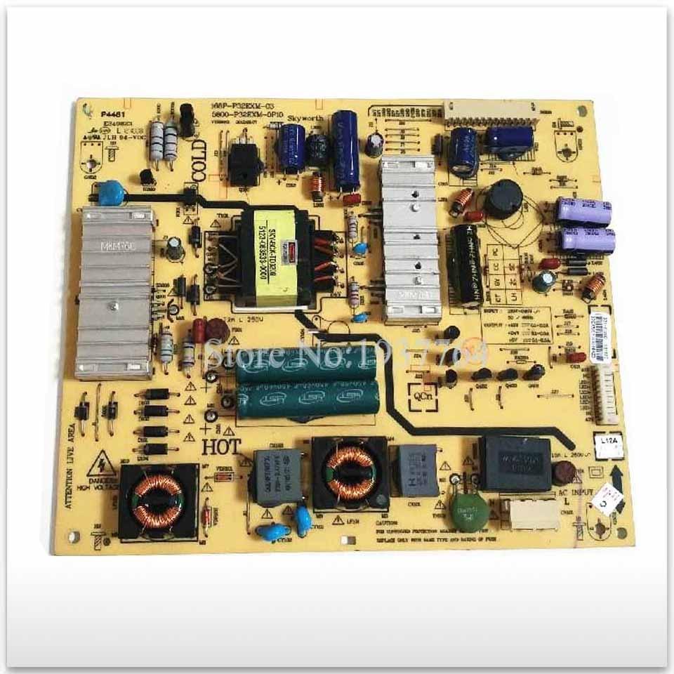 Original 32E350E power supply board 168P-P32EXM-03 5800-P32EXM-0P00 used fx10b 168p sv4 85