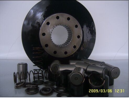 Rotor set for repair PLM 9 hydraulic motor assembly pump parts parts