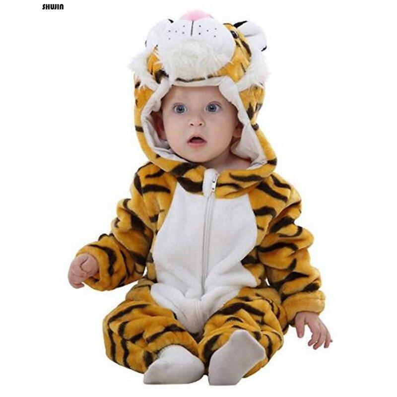 Sgujin Infant Romper Baby Boys Girls Jumpsuit Newborn Clothi