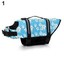 Dog Reflective Saver Life Jacket