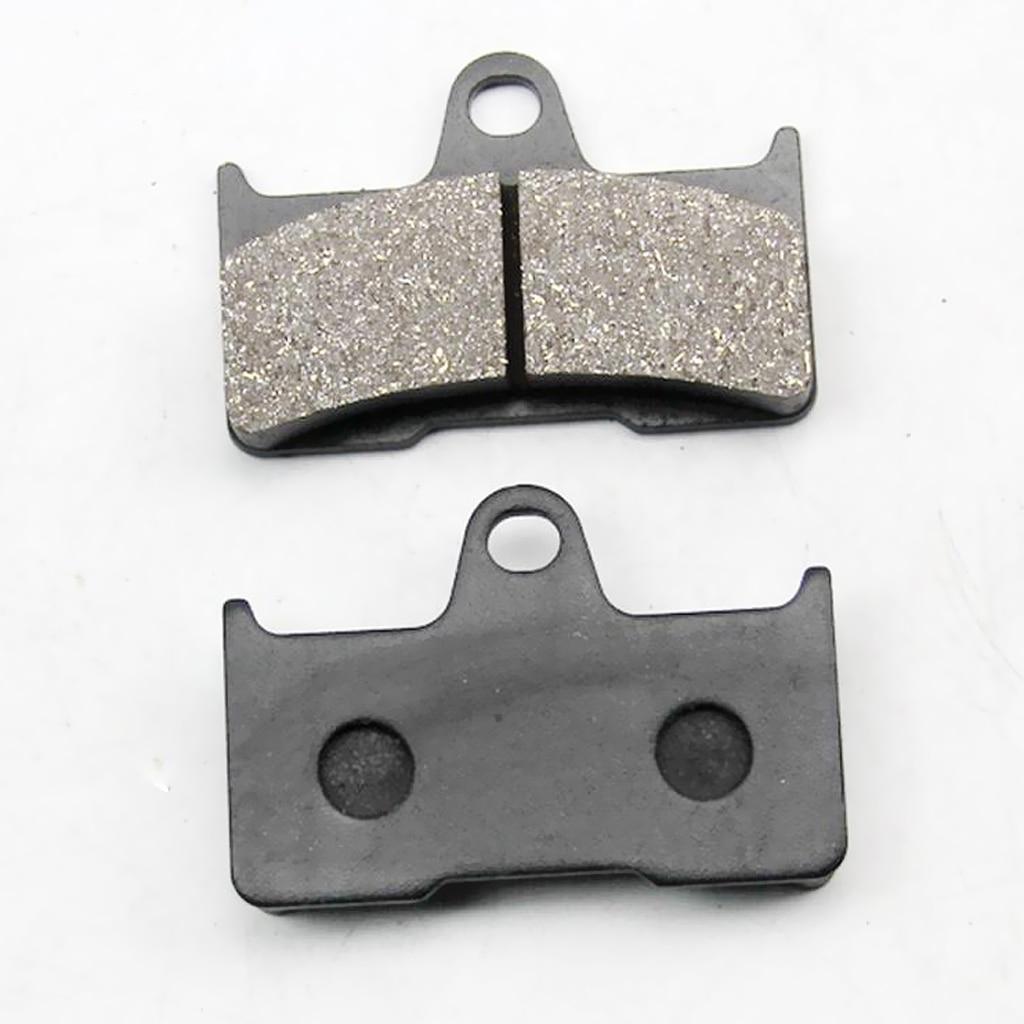 6Pcs Motorcycle Bicycle Disc Front Rear Brake Pads Semi-metallic for CFmoto CF500 CF600 X5 X6 X8 U5 ATV UTV Moto Parts Dropship 2