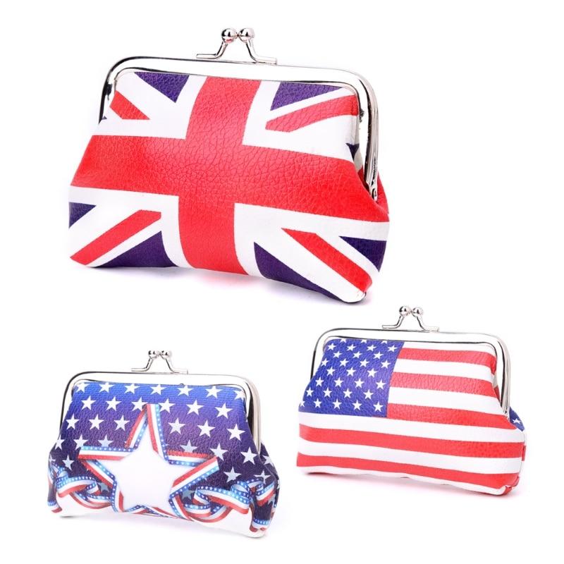 THINKTHENDO Fashion Ladies Faux Leather Wallet Hasp Coin Purse Clutch Mini Bag Small Change Purse