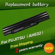 FPCBP347AP FPCBP331 FMVNBP213 CP567717-01 JIGU batería del ordenador portátil Para Fujitsu LifeBook AH532 A532 AH532/GFX