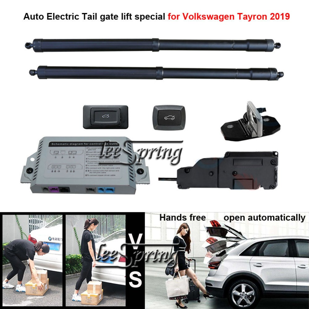 Car Electric Tail Gate Lift Special For Volkswagen Tayron 2019 Easily For You To Control Trunk