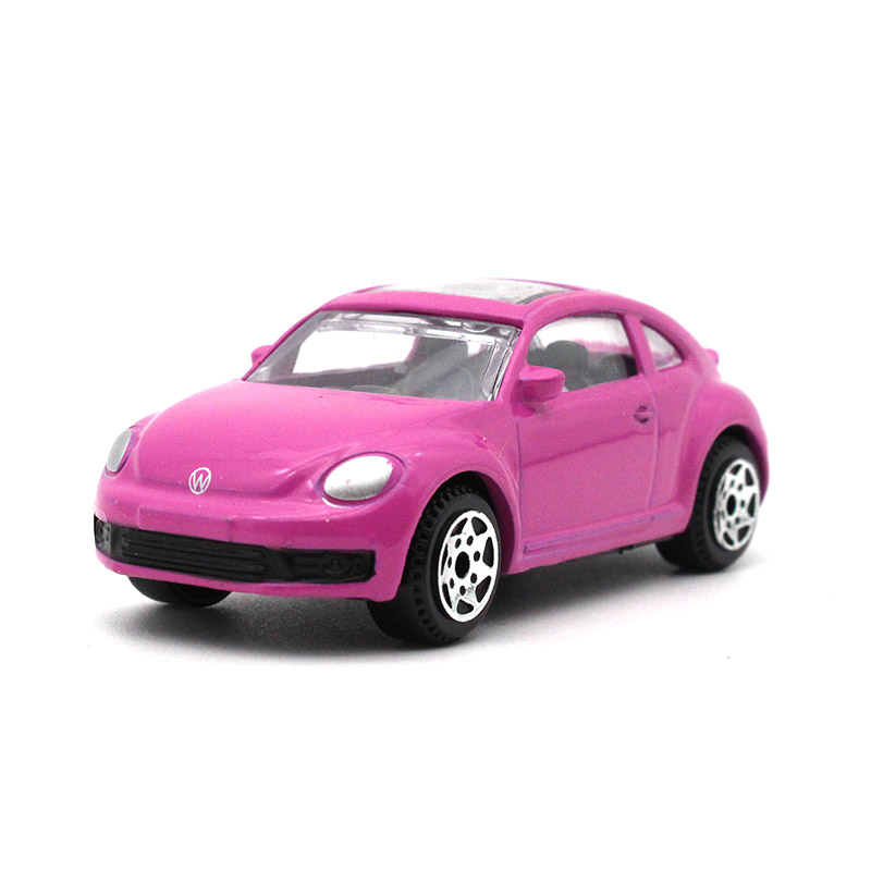 Jiaye 1:64 Volkswagen Beetle Diecast Alloy car model kids toys easy to carry a model that can take out the door