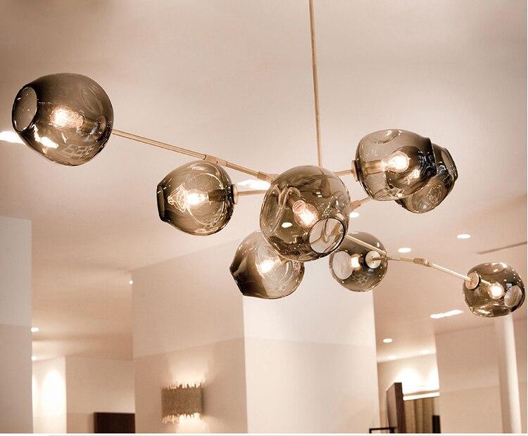 Moderne Lampen 88 : Moderne glas anhänger licht nordic esszimmer küche licht designer