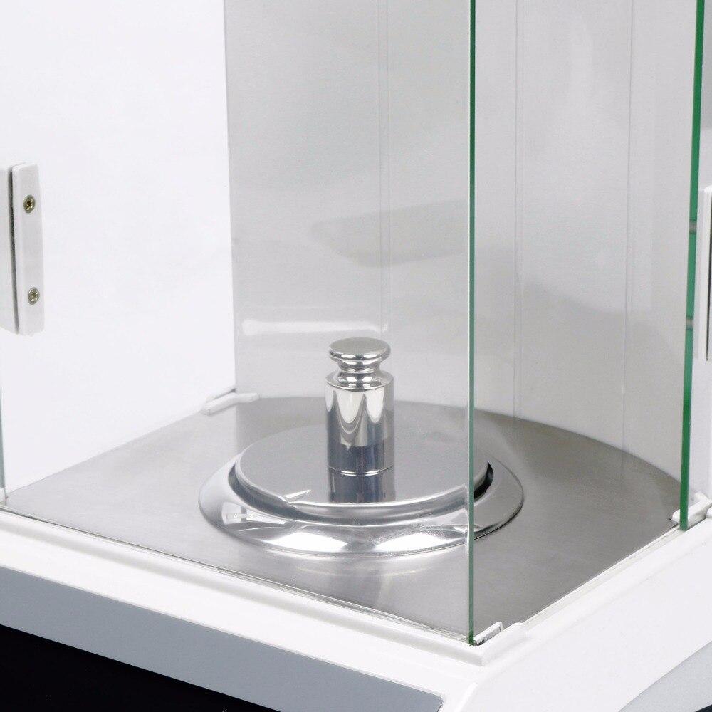Sólido estadounidense 220 x 0.0001 g 0.1mg Balanza analítica de - Instrumentos de medición - foto 5