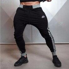 Fitness/Casual Männer Bestickte Hosen 2016 Marke Muskel/Brothers Hosen männer Color Plus Größe