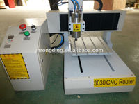 Good quality European standard ! RD 3030 cnc mini router with rotary system