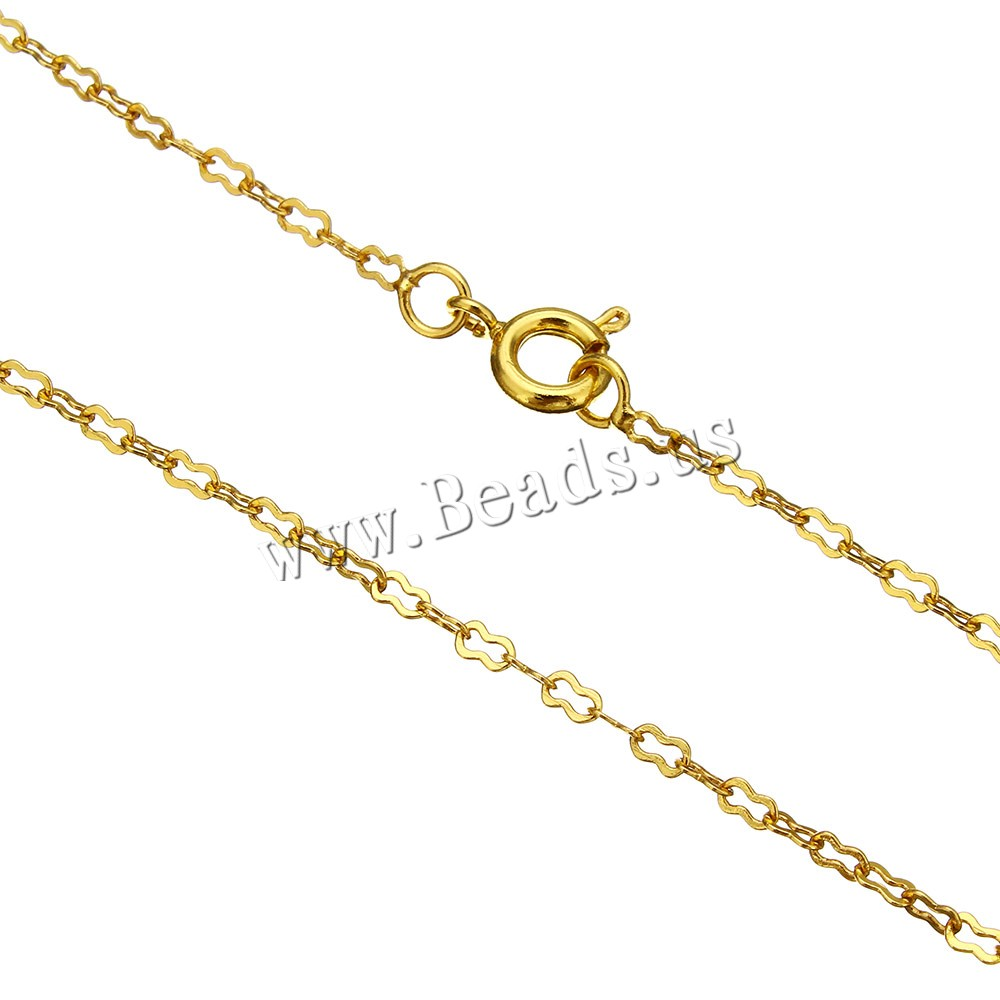 jewelry for necklace color chain necklaces chains fashion from item in starlord men figaro steel stainless gold trendy