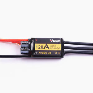 Image 1 - V Good Airplanes 32 ESC 40A 60A 80A 100A 120A 150A 2 8S Lipo 5.5V/8A BEC RC Airplane ESC For RC Model RC accessories