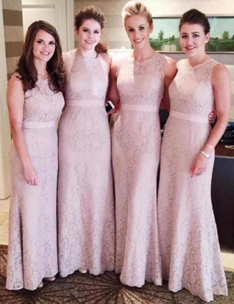 Vistoso Rústicos Elegantes Vestidos De Dama Ornamento - Colección ...