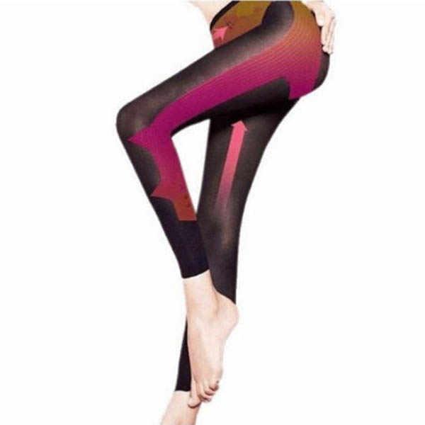Женские брюки для коррекции фигуры для похудения KNG88