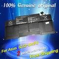 Frete grátis c22-c23-ux31 ux31 bateria do laptop original para asus zenbook ux31 ux31a ux31e ultrabook 7.4 v 6840 mah 50wh