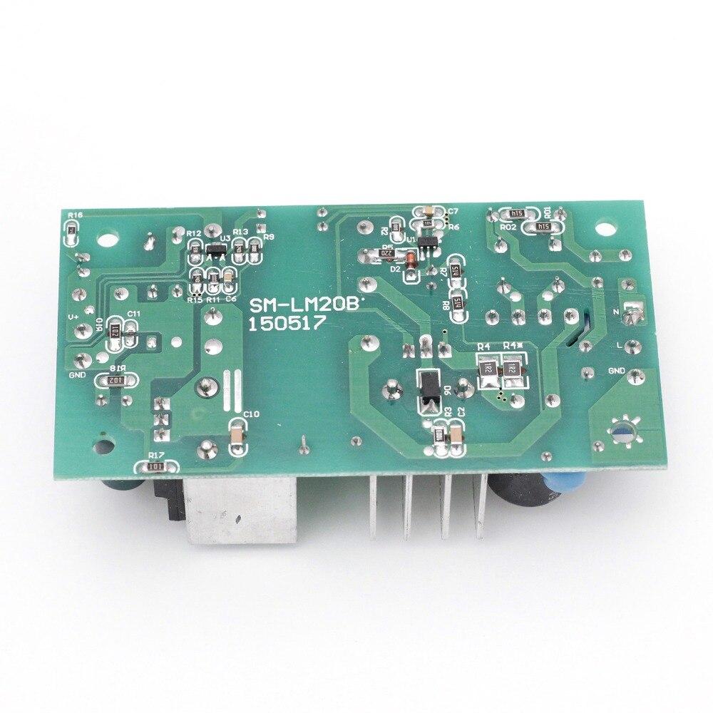 AC-DC Isoliert Power Buck Converter 12V 2A 24W 220V zu 12V Schritt Unten Schalter Power Module 50/60HZ