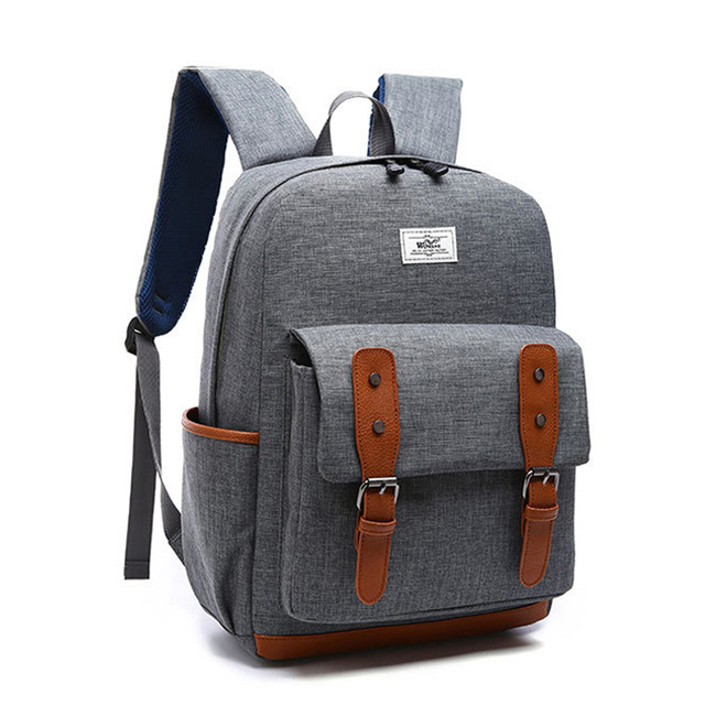 3bd9acd0f1 ENKNIGHT British Computer Shoulder Bag Boys And Girls Leisure Travel Trend Backpack  School Bags