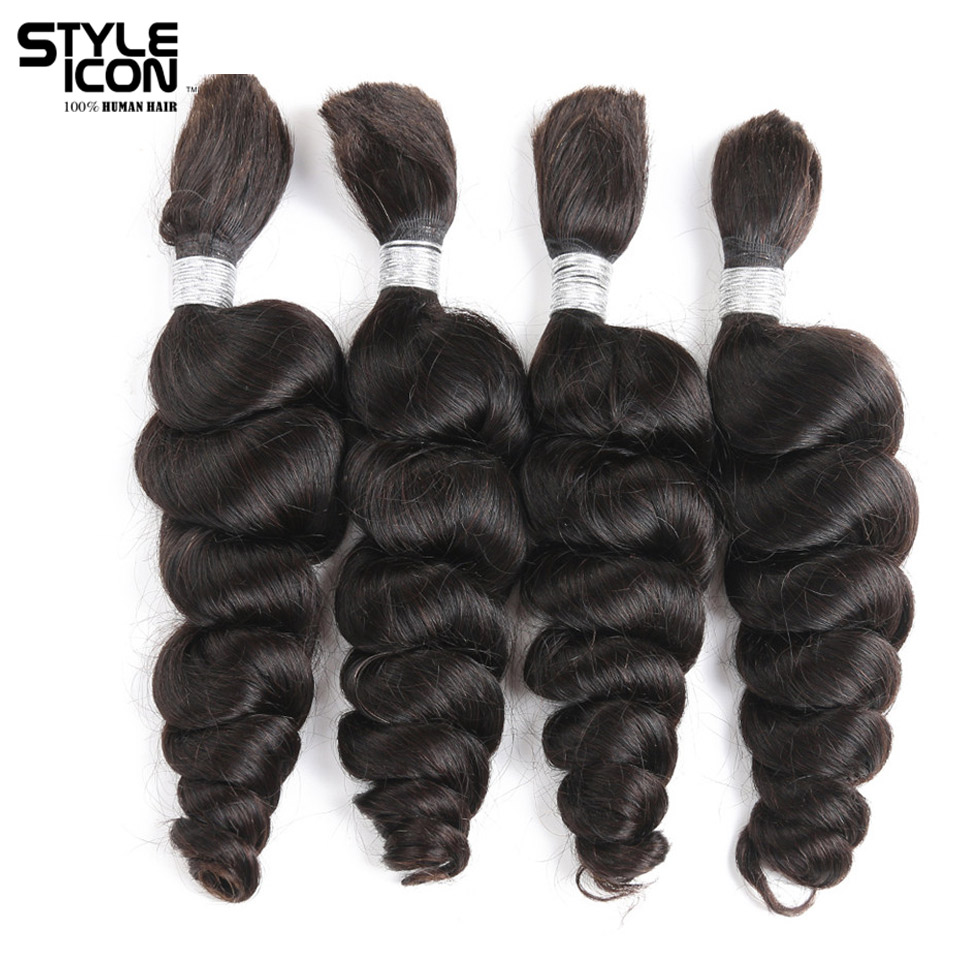 style icon hair extensions reviews styleicon 4 bundles deals human braiding hair bulk for 3603