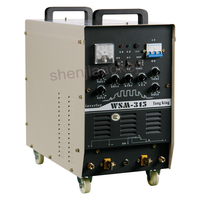WSM 315 carbon dioxide welding and argon arc welder IP21S Shell protection class Inverter DC pulse argon arc welding machine 1PC