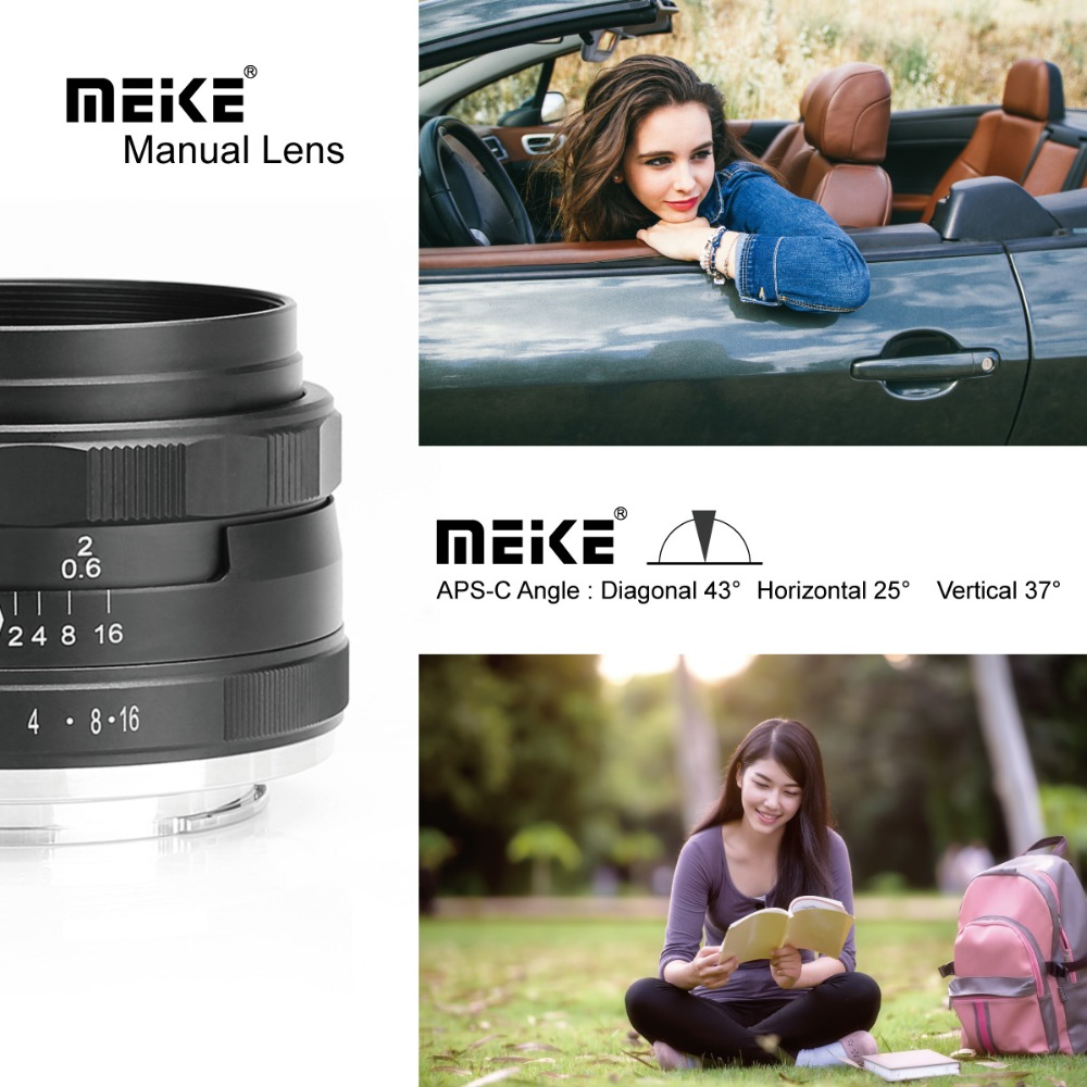 Image 5 - Meike MK 35 1.4 35mm f1.4 Large Aperture Manual Focus lens APS C for Fujifilm XT100/XT3/XE2/XE2s/XE3/XE1/X30/X70/XT2/XA1/XPro1-in Camera Lens from Consumer Electronics