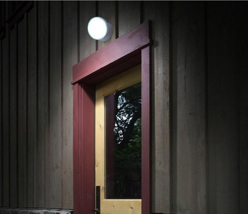Luzes da Noite de parede sem fio ir Light Color : Yellow / White Light