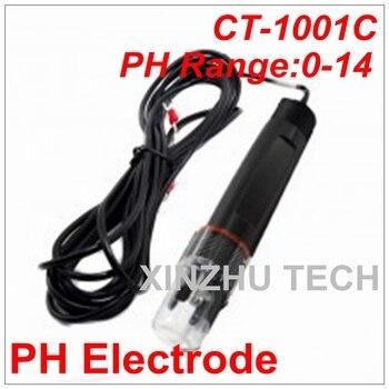 High accuracy CT-1001C pH electrode sewage electrode pH composite electrode CT-1001C pH range 0-14