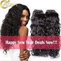 Brazilian Water Wave Virgin Hair 4Bundles Deals 7A Unprocessed Virgin Human Hair Cheap Brazilian Hair Weave Bundles Extension