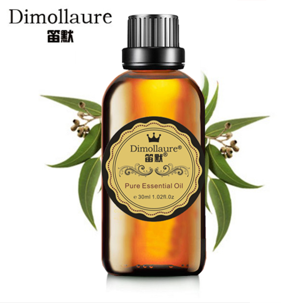 Dimollaure eucalyptus essential oil Clean air Clean wound Helpful to colds Nasal congestion aromatherapy humidifier Massage oil image
