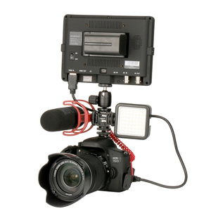 Hot Shoe Mount Adapter with Mo