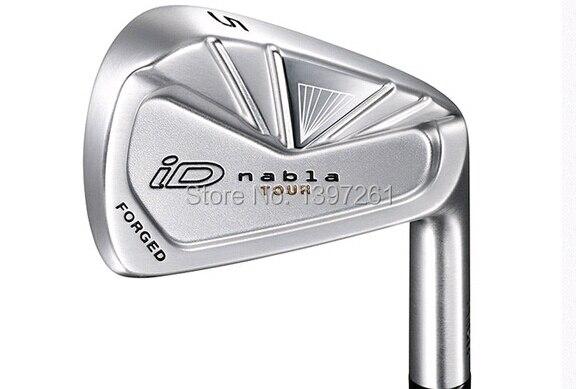 New Golf Clubs PRGR ID NABLA TOUR Golf Irons Set 4-9P Irons Club No  Shaft PRGR  Golf Iron