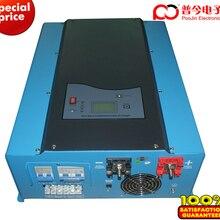 Belttt Лидер продаж 48v 12000 Вт низкочастотный Солнечный Мощность 12kw инвертор немодулированного синусоидального сигнала с Зарядное устройство