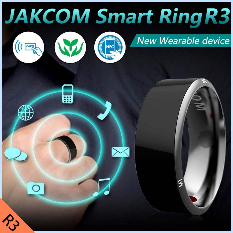 Jakcom R3 Smart Ring New Product Of Wristbands As Monitor Bracelet Electronic Android Phone