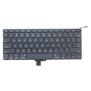 Image 1 - US Laptop Keyboard New 2009 2012 For Apple Macbook Pro A1278 Replacement