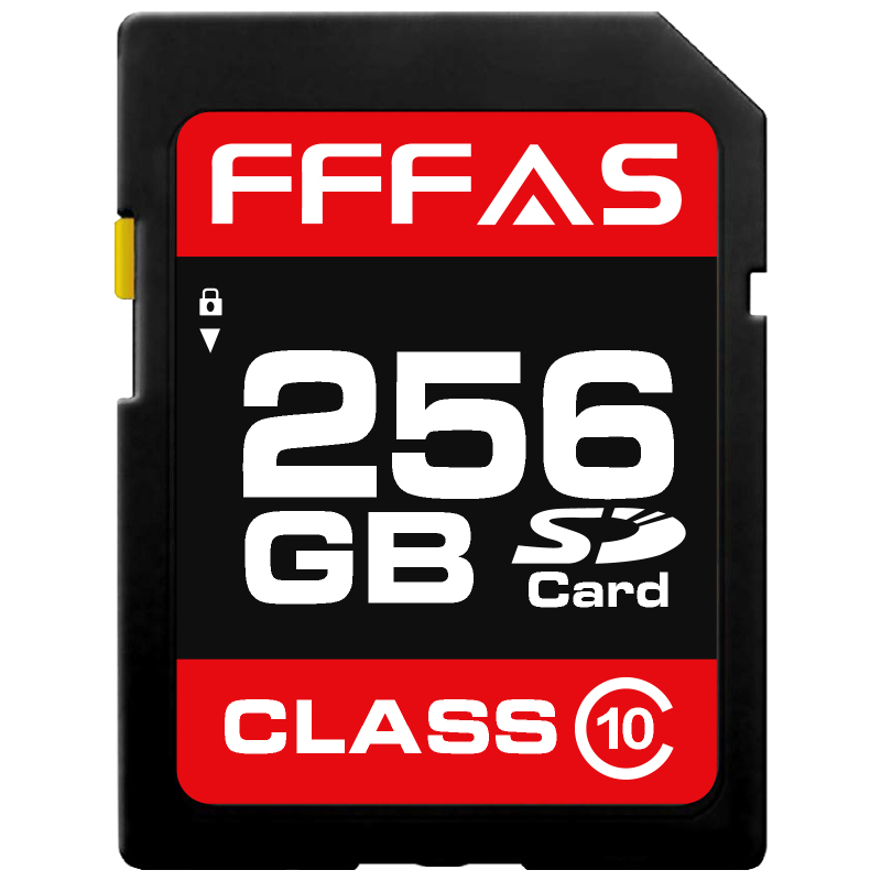 100% original sd card 32GB 16GB Memory Card 8GB SD Card flash card 64GB 128GB class 10 SDXC/SDHC 256GB For camera DVD(China)