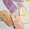 New Luxury Rhinestone Soft TPU Phone Cases For iPhone6 6sPlus Diamond Crystal Sparkling Bling Drill Back Cover For iPhone 7 Case