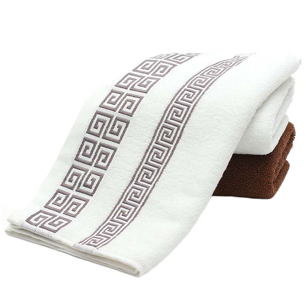 Embroidered Terry Cloth Hand Towels: New 35*75cm Decorative Cotton Terry Hand Towels,Elegant