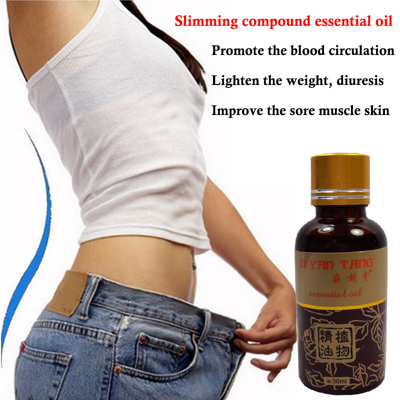 Breast Enhancement Compound Essential Oil for Increase Breast Tightening Massage Oil 30ml 4
