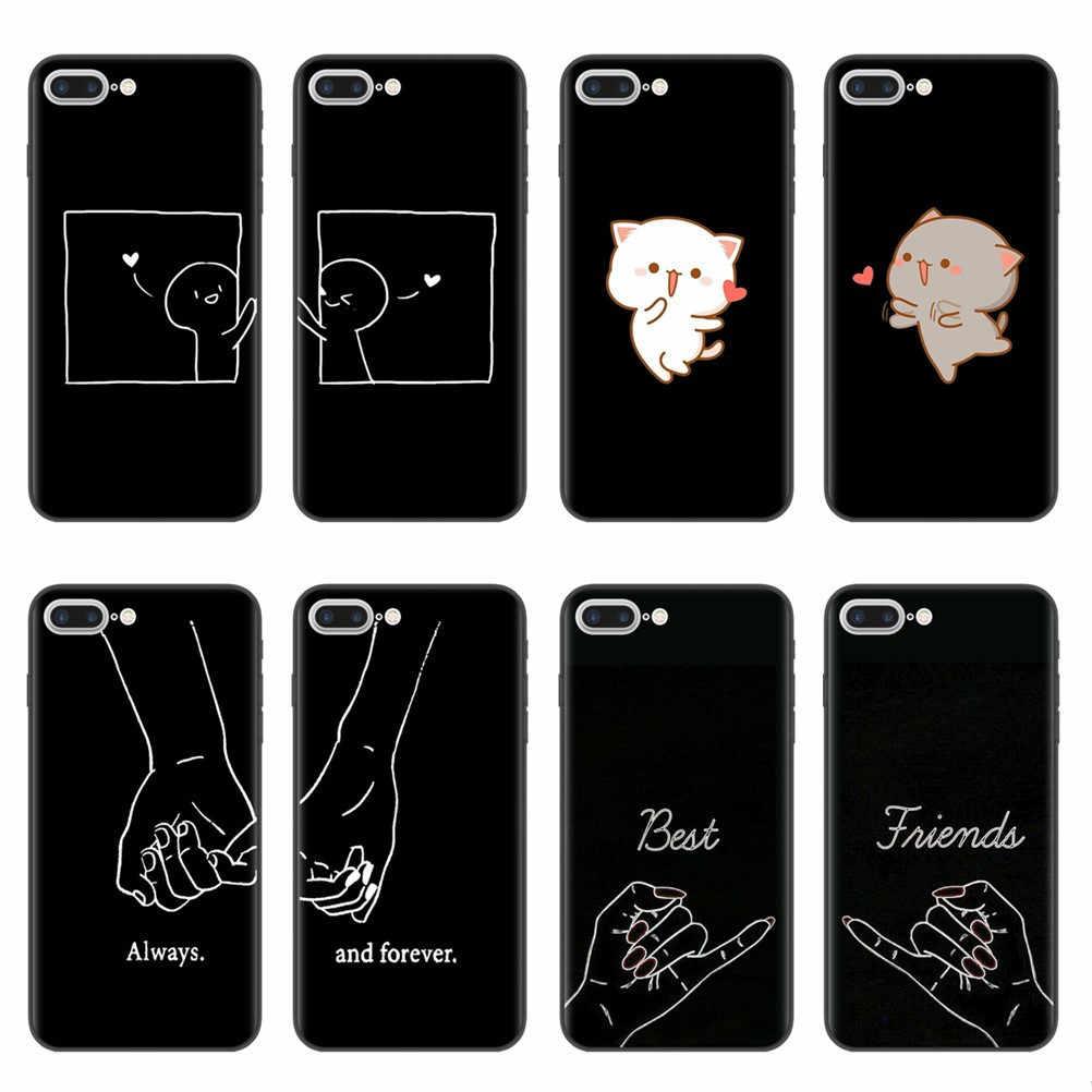 iPhone Xs Max Funda Bff Fundacute Funny Best Friends Foreve