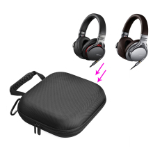 New Hard EVA Portable Headphone Carry Case for Sony WH-CH500 MDR-ZX310 MDR-ZX110AP Headphones ATH-M50x ATH-M40x Bags