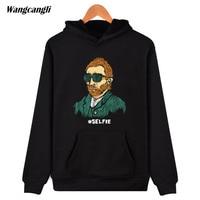 Cartoon Batman Harajuku sweatshirts männer in Van Gogh Mann Neue Marke hip hop hoodie herren xxs 4xl Marineblau hoodie sweatshirt männer