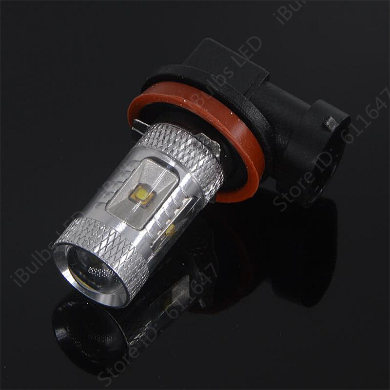 2pcs H11 Xenon White H4,H7,H8,H11,H16,9005 HB3 9006 HB4,1156 P13W High Power Fog Light Driving light DRL
