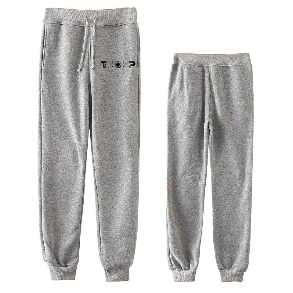 GOT7 Kpop Printed Letter 2019 Men Joggers Brand Male Trousers Casual Pants Sweatpants Jogger Grey Elastic Cotton Fitness Workout
