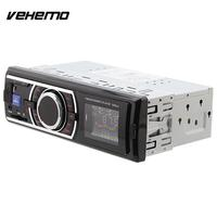 Vehemo Auto Stereo Audio In-Dash Aux Input SD USB FM Head Unit MP3 Player High Quality Car-styling Vehicles Aaccessories