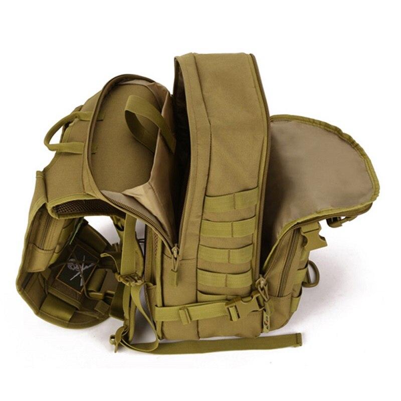 Top qualité 40L militaire tactique sac à dos Molle imperméable en Nylon Pack hommes Mochila militaire sac à dos en plein air randonnée sac Camping - 3