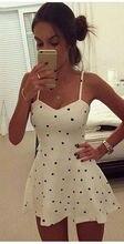 Sleeveless Casual Short Mini Dress