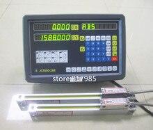 Шкала/линейный энкодер/линейной фрезерования правителя линейная токарный оси точность станок дисплей высокая